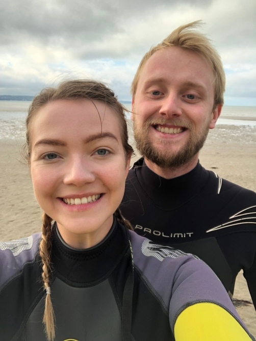 Beth Francis and Andy Clark, 100 Days of Vitamin Sea